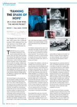 Fanning the Spark of Hope' (in a Cold, Dark War): <i>The Archive Project</i>