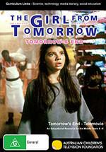 Girl from Tomorrow, The ?Tomorrow's End