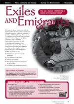 Exiles and Emigrants ?Exploring Australia? immigration history through images and objects