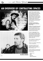 An Overview of Contrasting Spaces in Australian Feature Films; Landscape: Spaces in the Outback