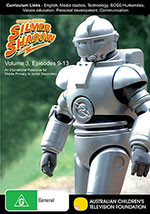 Legacy of the Silver Shadow - Volume 3