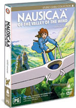 Nausica?of the Valley of the Wind