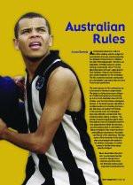 'Australian Rules'