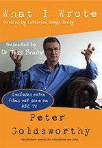 What I Wrote: Peter Goldsworthy
