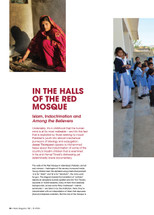 In the Halls of the Red Mosque: Islam, Indoctrination and Among the Believers