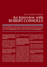 Big Guys Versus the People: An Interview with Robert Connolly