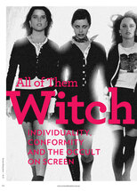 All of Them Witches: Individuality, Conformity and the Occult on Screen