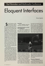 Eloquent Interfaces