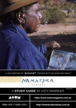 Namatjira Project - Section five:  Language (ATOM Study Guide)