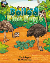 Boiled Emu Eggs - Narrated Book (1-Year Access)