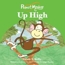 Peanut Monkey Up High