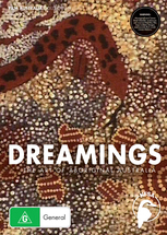 Dreamings - The Art of Aboriginal Australia (3-Day Rental)