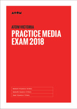 2018 ATOM Media Practice Exam