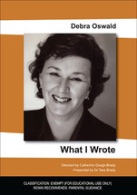 What I Wrote - Debra Oswald