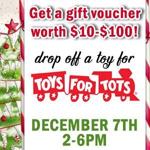 Toys for Tots Kingman AZ