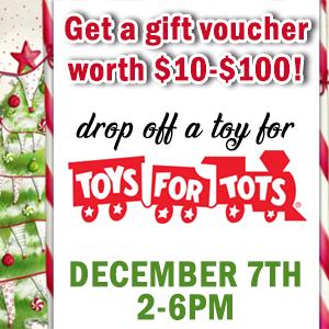 Toys for Tots Kingman AZ