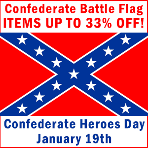 confederate flag sale confederate heroes day