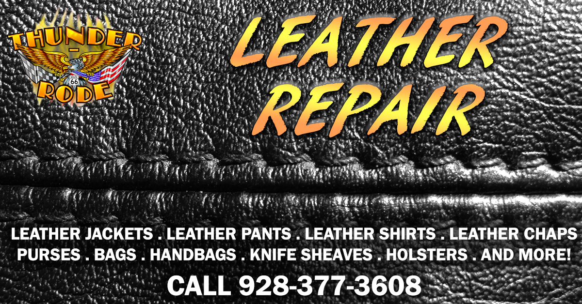 Kingman AZ Leather Repair Services