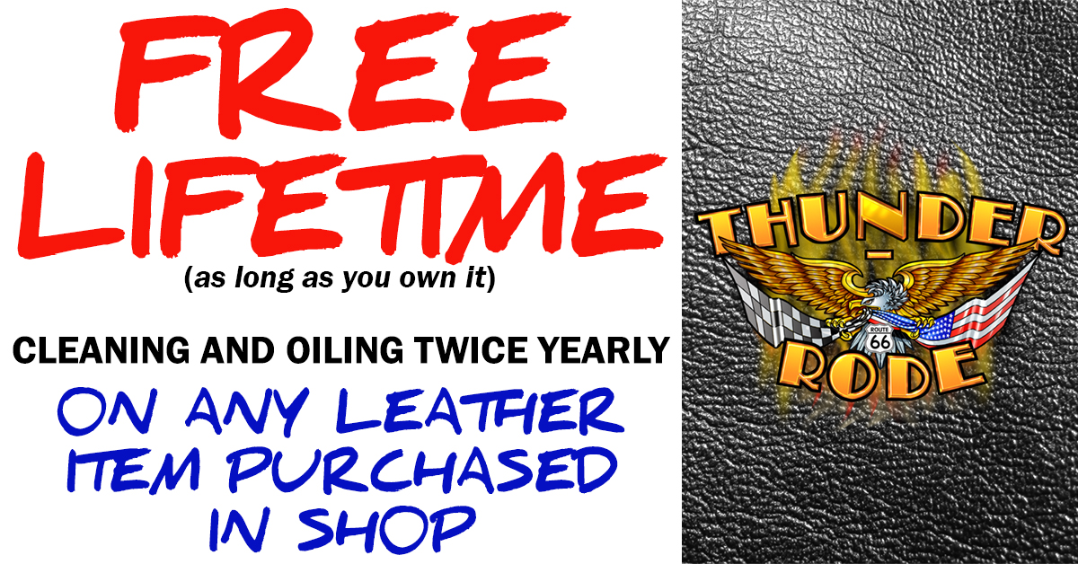 lifetime oiling and cleaning leather goods kingman az