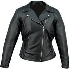 UNIK Ladies MC Jacket