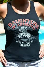 "SOA Ladies Ribbed Tank ""Have You Seen My Old Man?"""