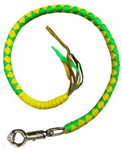 Green and Yellow Whip