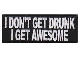 I Don't Git Drunk