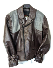 Bristol Leather Montreal, Canada Aviator jacket