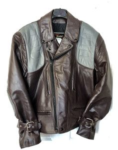 Bristol Leather Montreal, Canada Aviator jacket