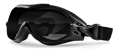 Phoenix Goggles w/3 Interchangeable Lenses