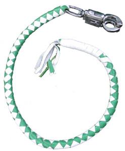 Get Back Whip White & Green