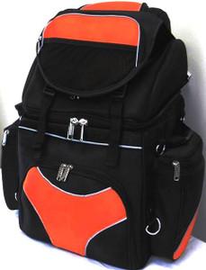 Deluxe Touring Bag-Orange