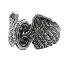 Ladies Wing Wheeled Ring