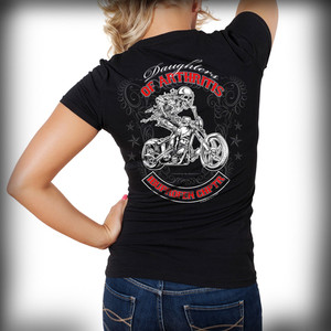 SOA Ladies Ibuprofen Chapter Tee