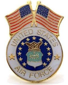 Air Force Pin