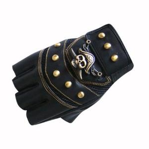 Pirate Skull Gloves