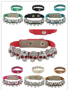 Skull Bracelet Mix Color