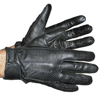 Perforated Driving Glove