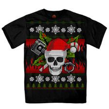 Jumbo Print Ugly Christmas T-Shirt