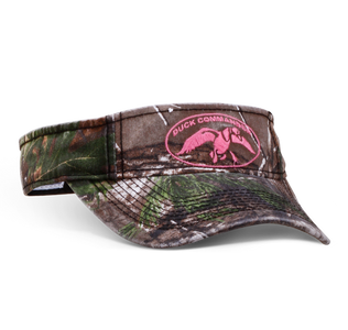 Duck Commander Women's Realtree AP Camo Visor