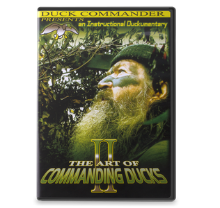 The Art of Commander Ducks II: An instructional DVD