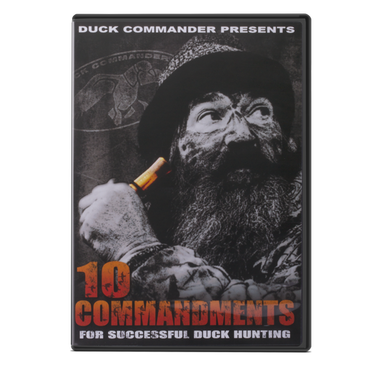 The 10 Commandments for Successful Duck Hunting