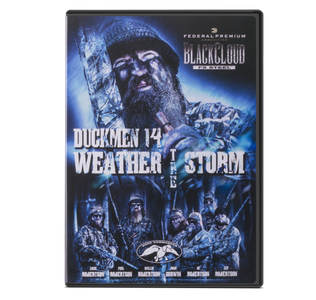 Duckmen 14: Weather The Storm—A Hunting DVD