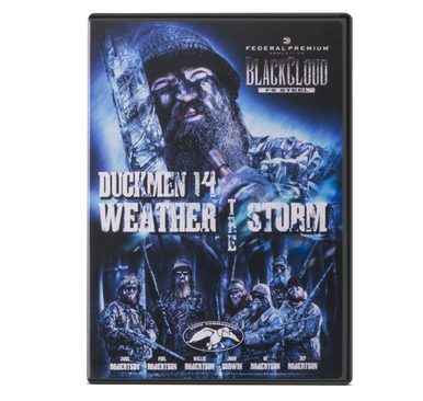 Duckmen 14: Weather the Storm