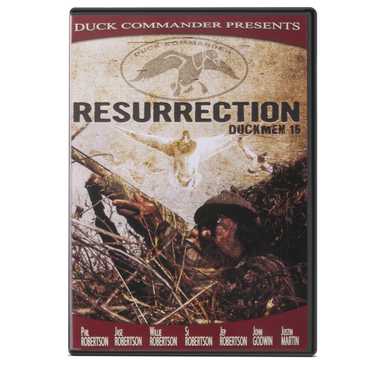 Duckmen 16: Resurrection