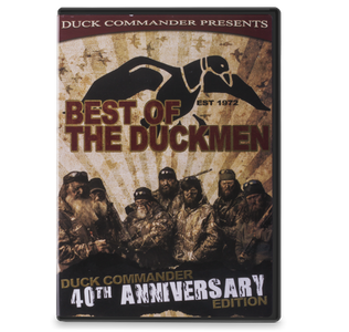 Best Of The Duckmen 40Th Anniversary: A Hunting DVD