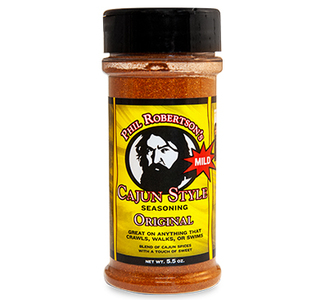 Phil Robertson's Original Duck Commander Seasoning, mild