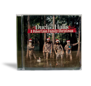 Duck the Halls: A Robertson Family Christmas CD