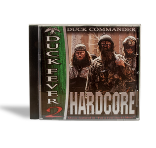 Hard Core Duck Fever CD