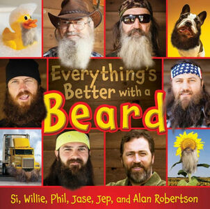 Everything's Better with a Beard Book